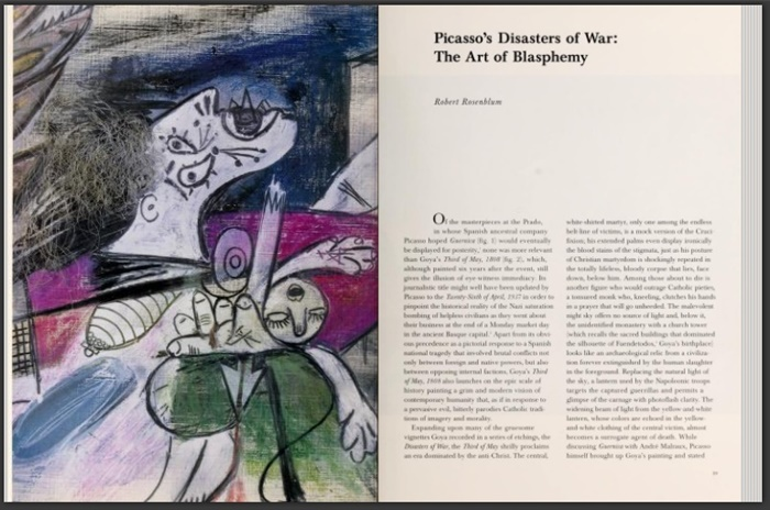 Guggenheim Museum_Picasso and the war years, 1937-1945