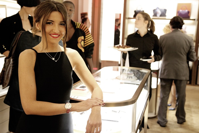 Lovely pepa evento cartier