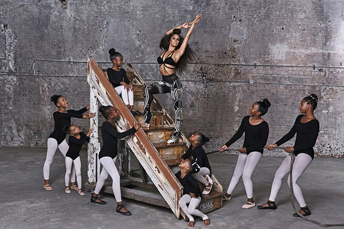 Misty Copeland in Essence Magazine's September 2015 issue_2