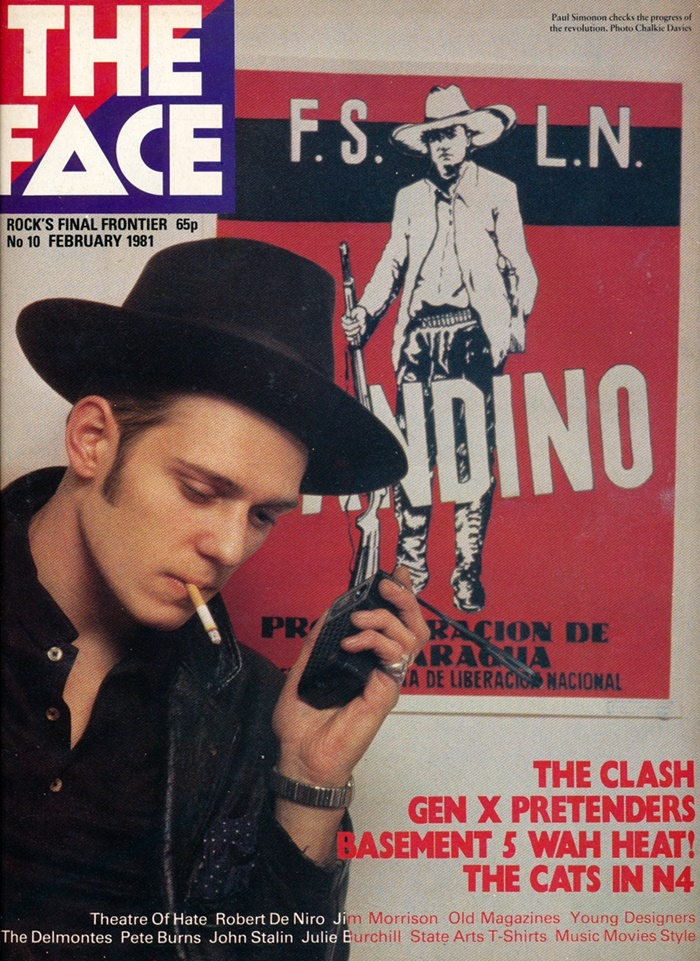 The Face_issue 10_febrero 1981
