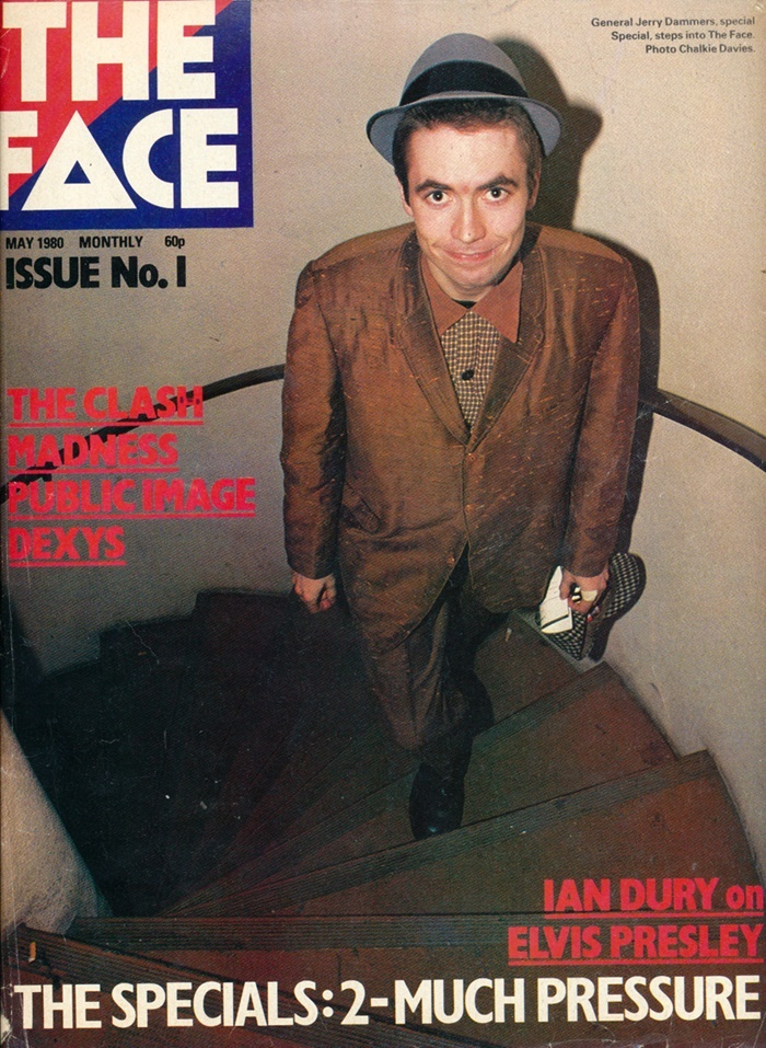 The Face_issue 1_mayo 1980