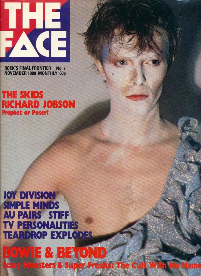 The Face_issue 7_noviembre 1980