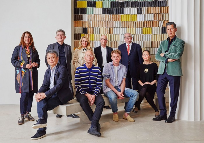 LOEWE_CRAFT PRIZE_JURY group