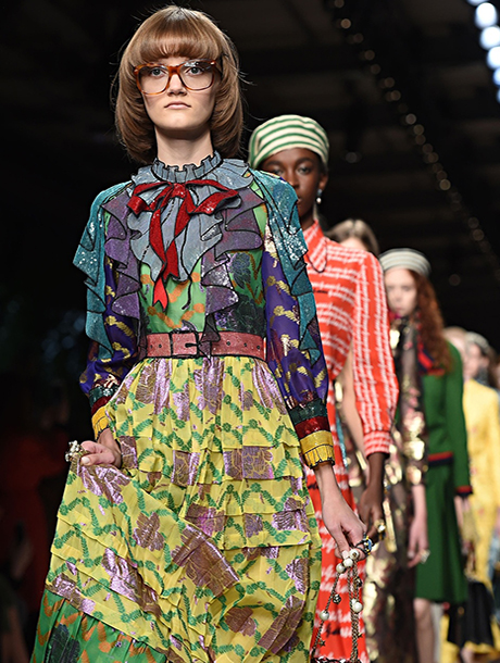 Gucci - Runway - Milan Fashion Week  SS16