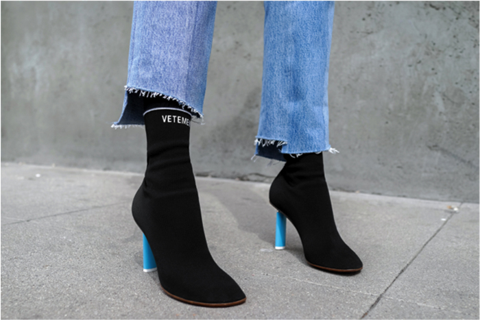 Botas de Vetements