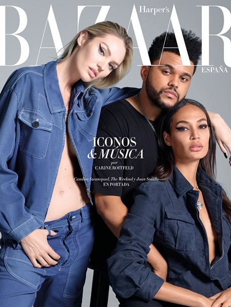 candice-swanepoel-the-weeknd-joan-smalls