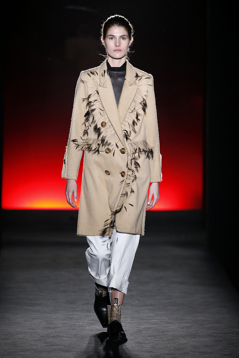 Pablo Erroz 080 Barcelona Fashion Fall/Winter 2018-2019