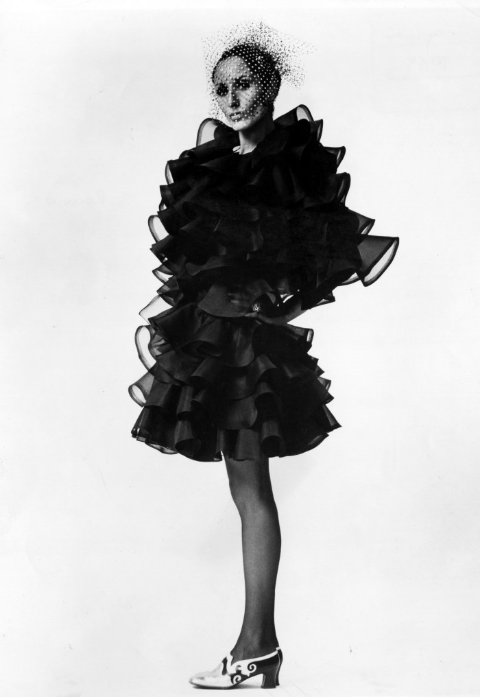 Oscar de la Renta Fashion - 1969