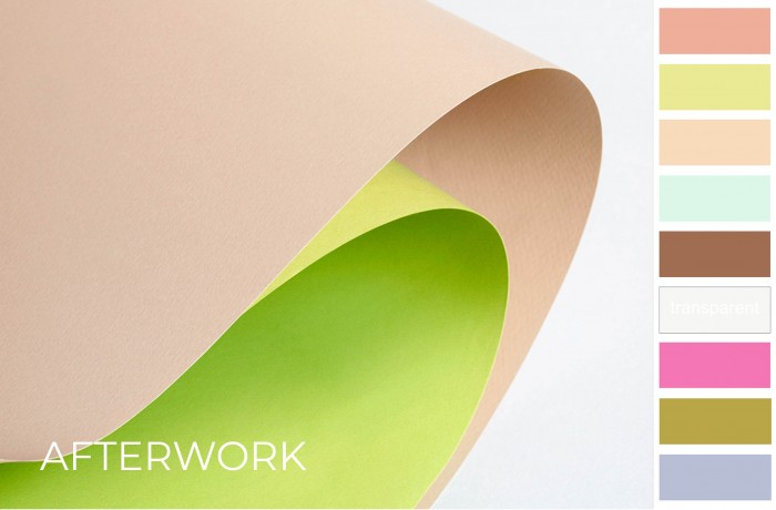AfterWork Palette by The Color Community - It Fashion Magazine